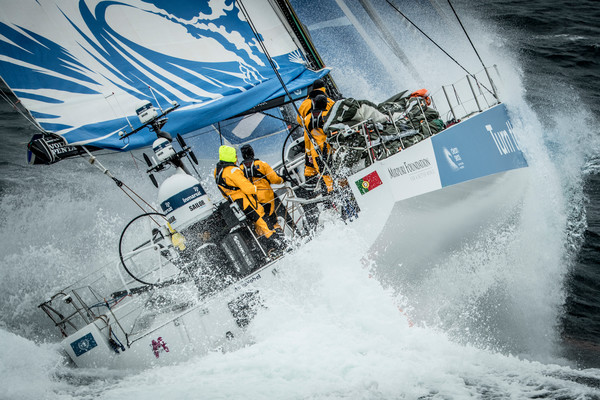 Volvo Ocean Race: A video roundup of the Turn the Tide on Plastic campaign