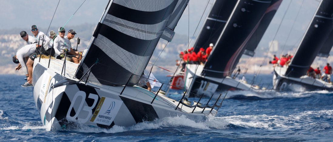 52 Super Series: Quantum Racing prove too good in tricky Puerto Portals heat