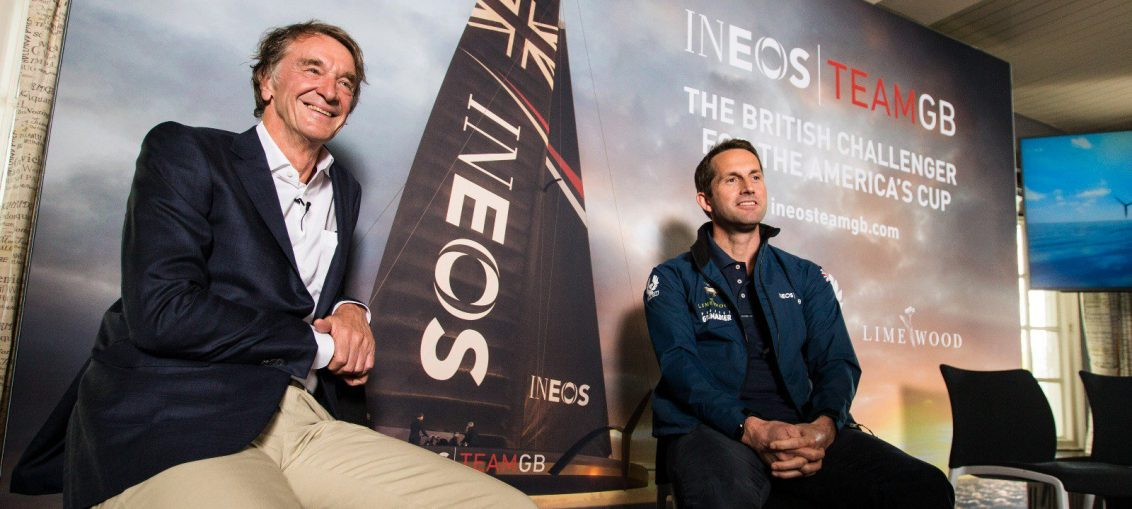 The Times (UK): America's Cup challenge lures Sir Jim Ratcliffe
