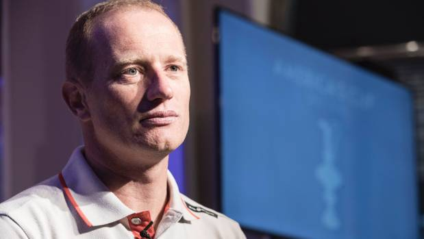 New America's Cup boats will be beasts says James Spithill