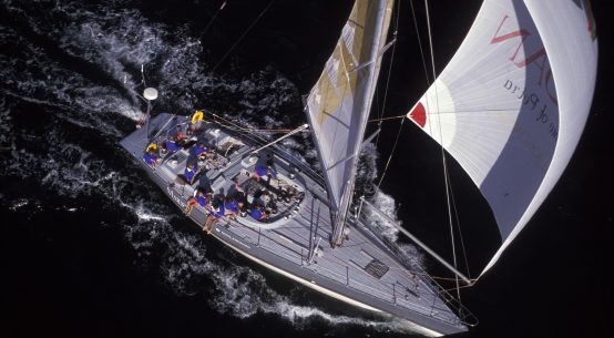 Tracy Edwards' Maiden to sail again