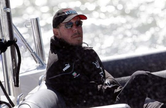 Rumours of an America's Cup alternative global series from Oracle Boss Larry Ellison.