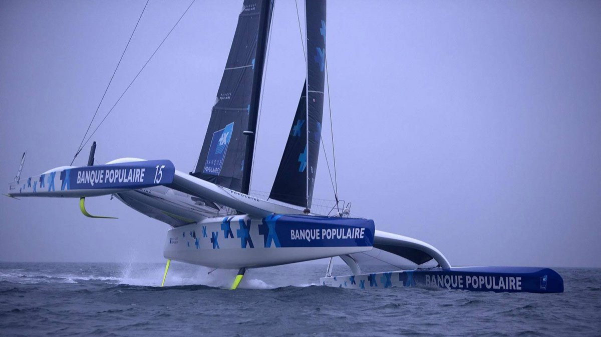 Brest Oceans Race: the first singlehanded around the world multihull race will set sail from Brest on December 29 2019