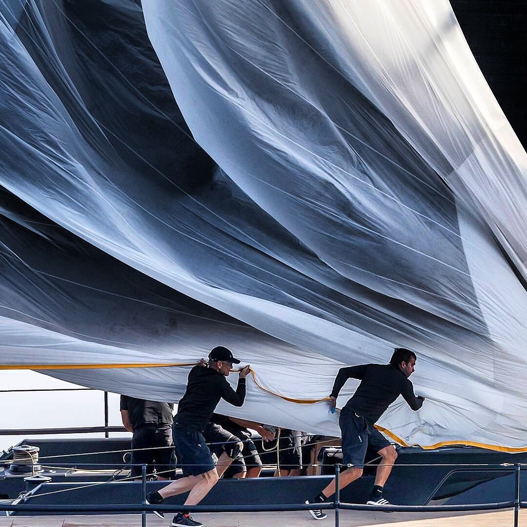 Support Yacht Racing Life
