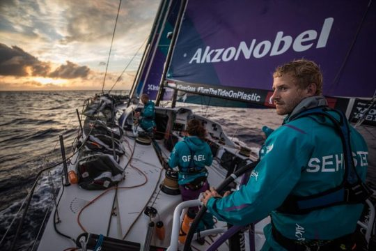 Volvo Ocean Race: Red Bull TV takes a look at Nicolai Sehested's second campaign