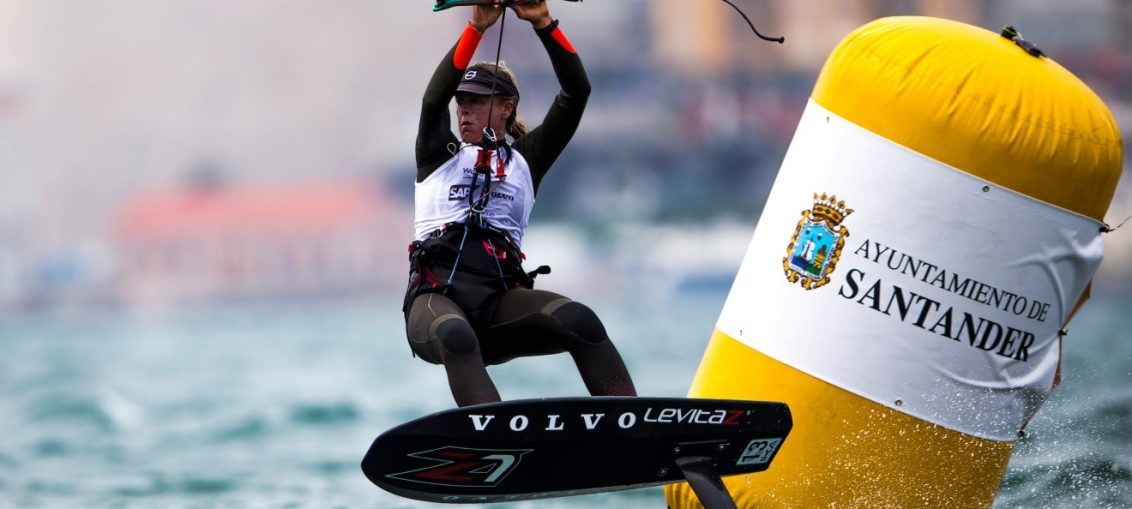 Olympic sailing: British Sailing Team launches national talent search for female kiteboarding medallists at Paris 2024 Olympic Games