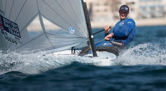 Olympic sailing: Finn Olympic champion Giles Scott returns to competitive action in Japan