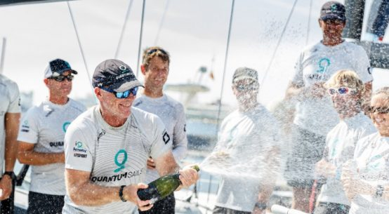 Quantum Racing wins 52 Super Series 2018 title