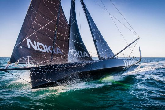 Nokia become technology partner to Alex Thomson Racing