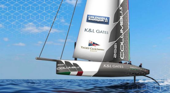 Could Columbus 2021 be second Italian America's Cup challenger?