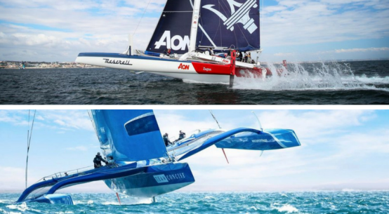 PowerPlay and Maserati trimarans to face off in RORC Transatlantic Race