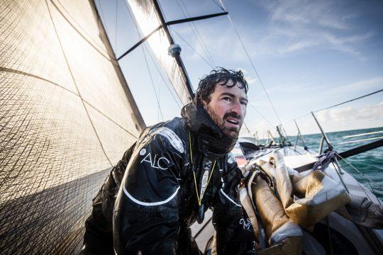 Phil Sharp Route du Rhum pre-start interview