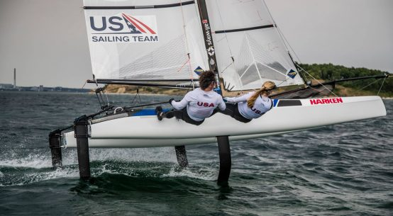 Bora Gulari and Helena Scutt end Olympic campaign.