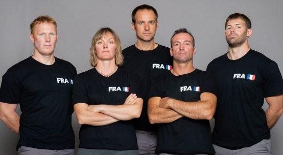 French Olympic Nacra duo head France SailGP Team.