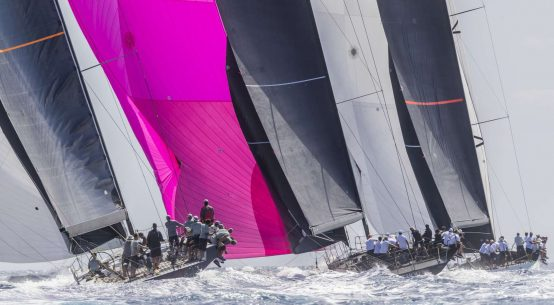 Video: Maxi Yacht Rolex Cup 2018