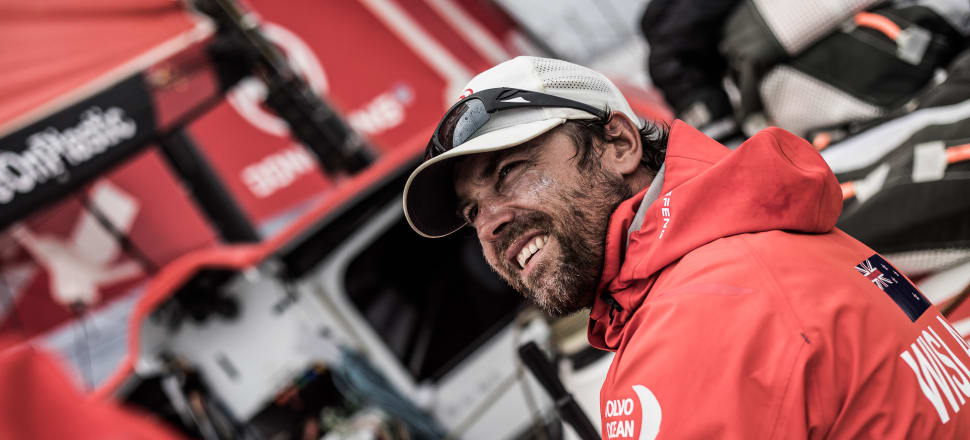 Meet double Volvo Ocean Race winner Daryl Wislang.
