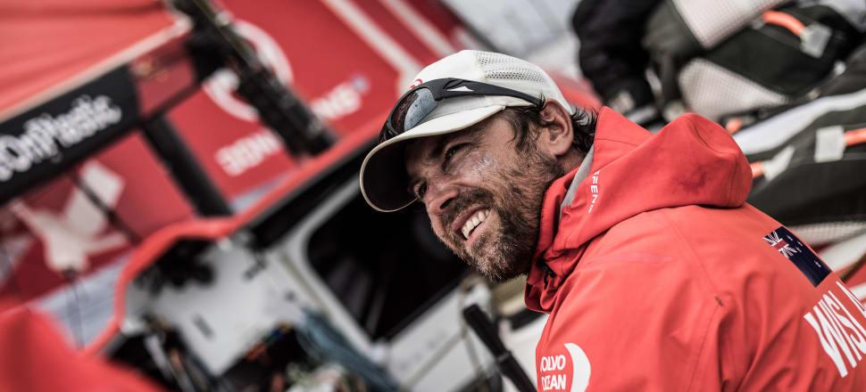 Meet double Volvo Ocean Race winner Daryl Wislang.