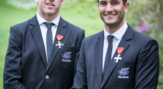 Burling & Tuke awarded NZ Order of Merit.