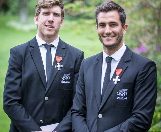 Burling & Tuke awarded NZ Order of Merit.