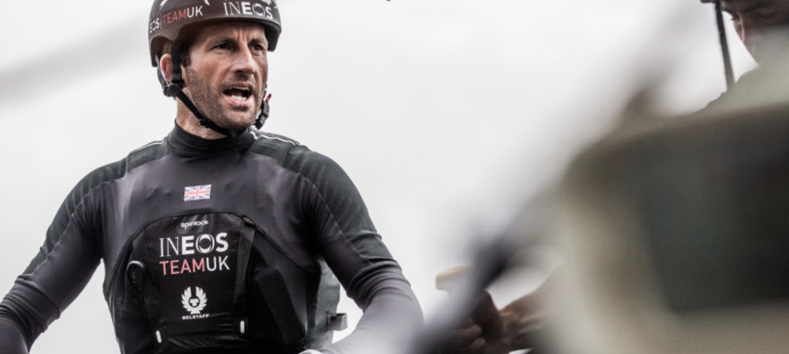 Ben Ainslie on GC32 Racing Tour