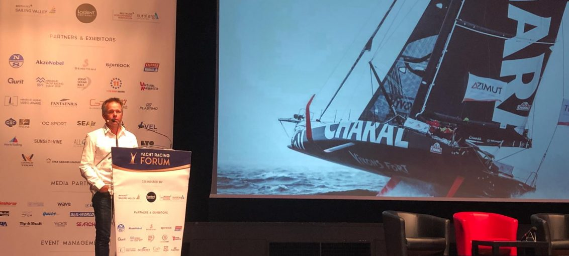 Chris Nicholson open Yacht Racing Forum