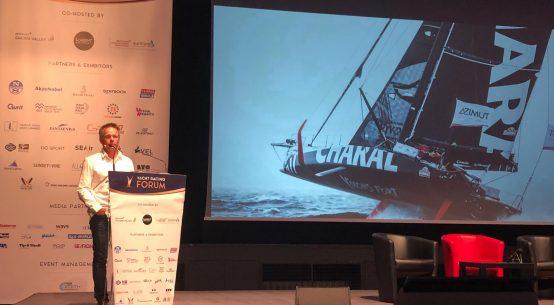 Chris Nicholson open Yacht Racing Forum