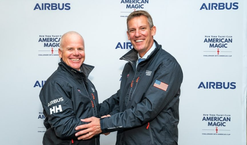 Airbus returns to America's Cup with American Magic.