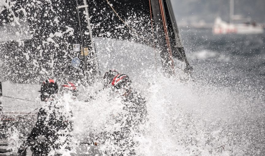 INEOS Team UK GC32 Racing Tour wrap up