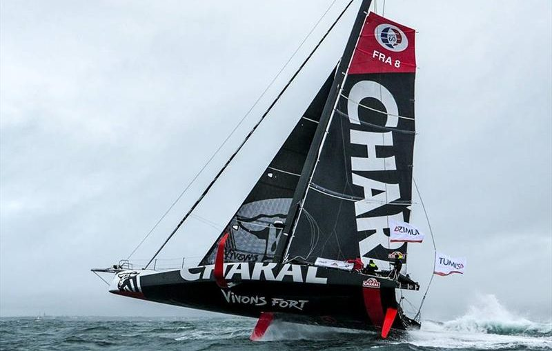 IMOCA 60 Charal update video