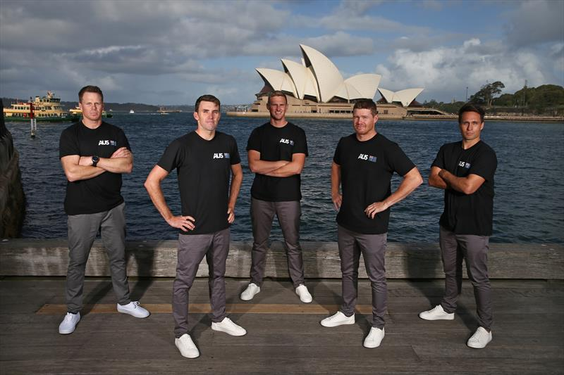 Tom Slingsby to lead Australia SailGP Team