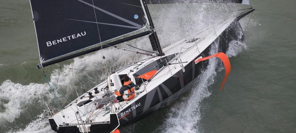 Top French skippers flock to order Bénéteau Figaro 3