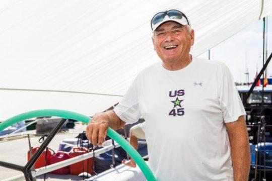 Profile: Maxi 70 skipper Hap Fauth