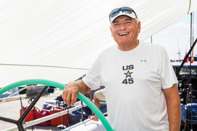 Profile: Maxi 70 skipper Hap Fauth
