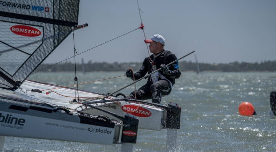 America's Cup champions dominate at A-Class World Championship