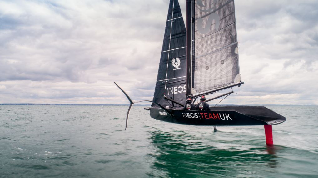 America's Cup: Emirates Team New Zealand's time saving technology