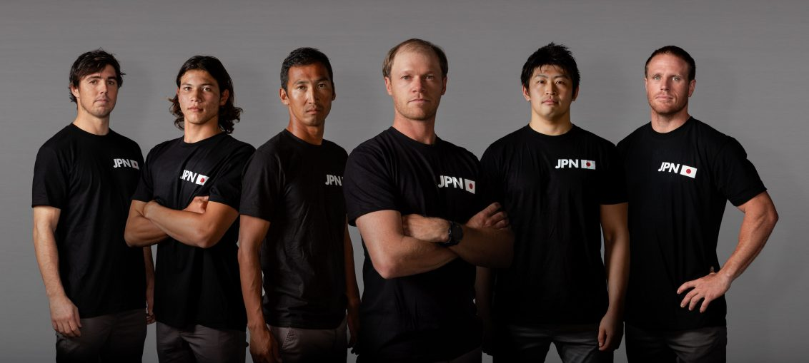 Australian America's Cup sailors at core of Japan SailGP Team