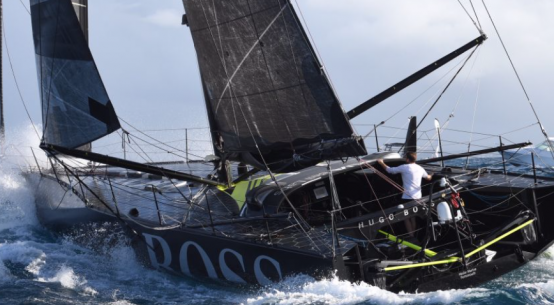 Alex Thomson: Faulty wrist alarm caused Route du Rhum grounding
