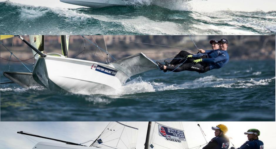 UK to host 2019 Nacra 17, 49er & 49FX European Championships