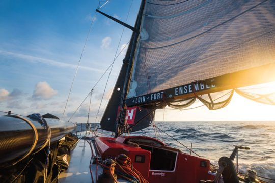 Great Circle Sails
