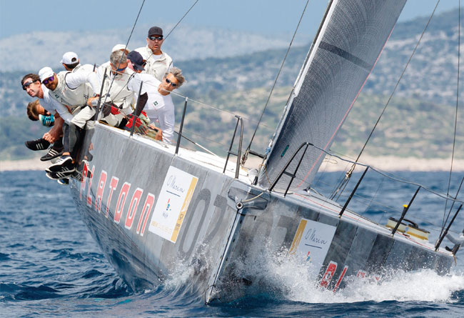 The 2018 52 Super Series was the toughest yet