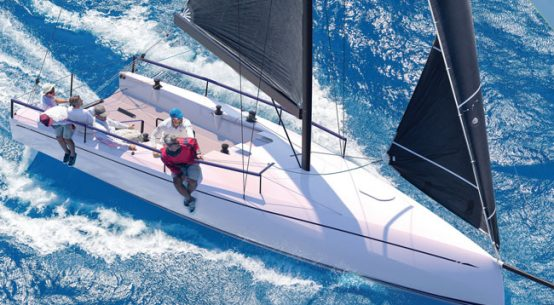 Meet the new Swan 36