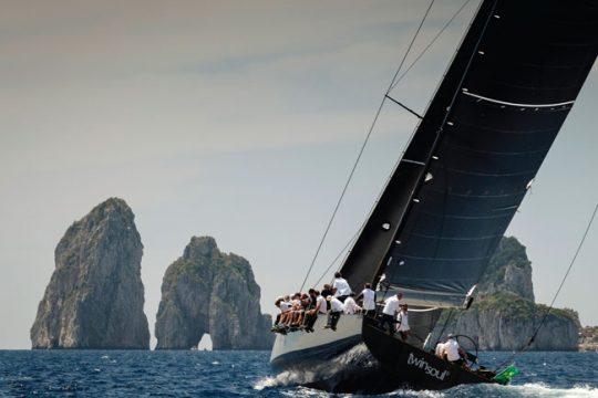 Ubi Maior Italia: 3D printing raceboat deck gear.