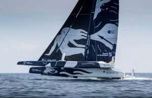 Simon Fisher Route du Rhum preview