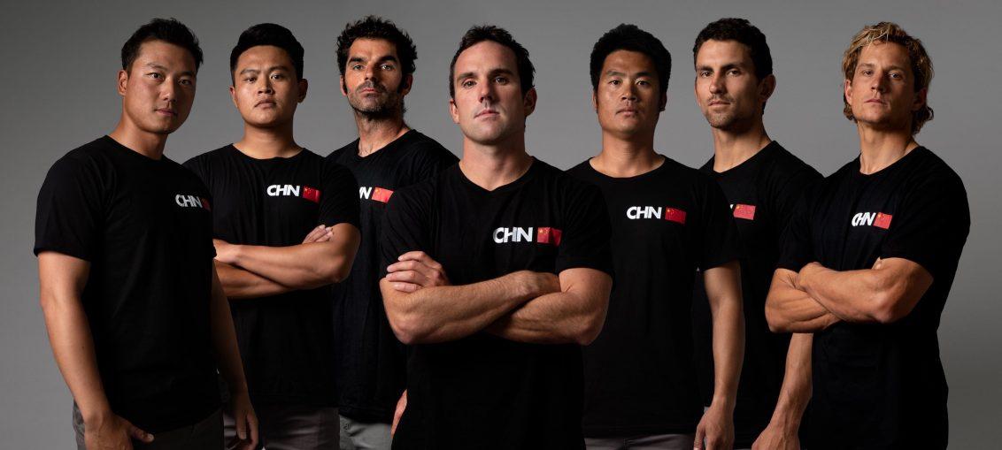 China SailGP Team