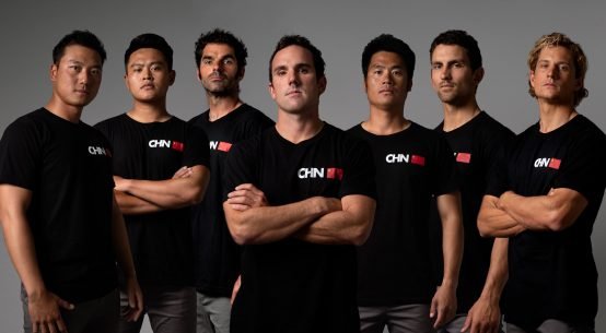 China SailGP Team