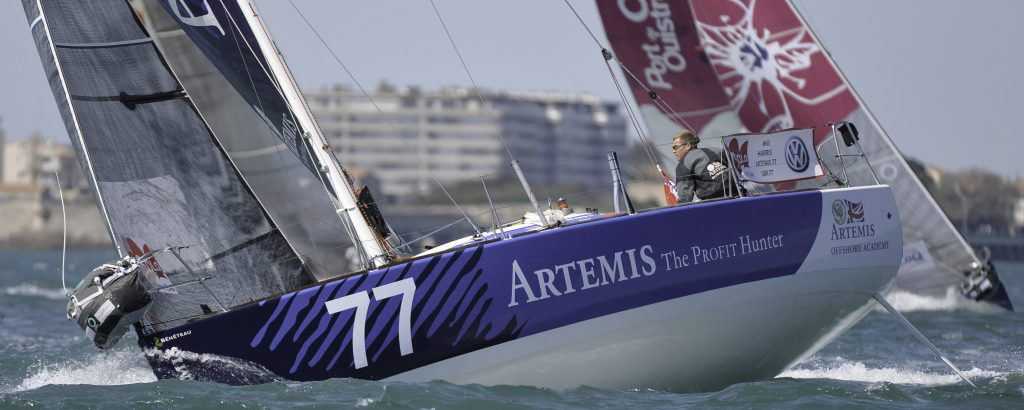 Briton Will Harris to take on French Figaro establishment with support from Hive Energy.