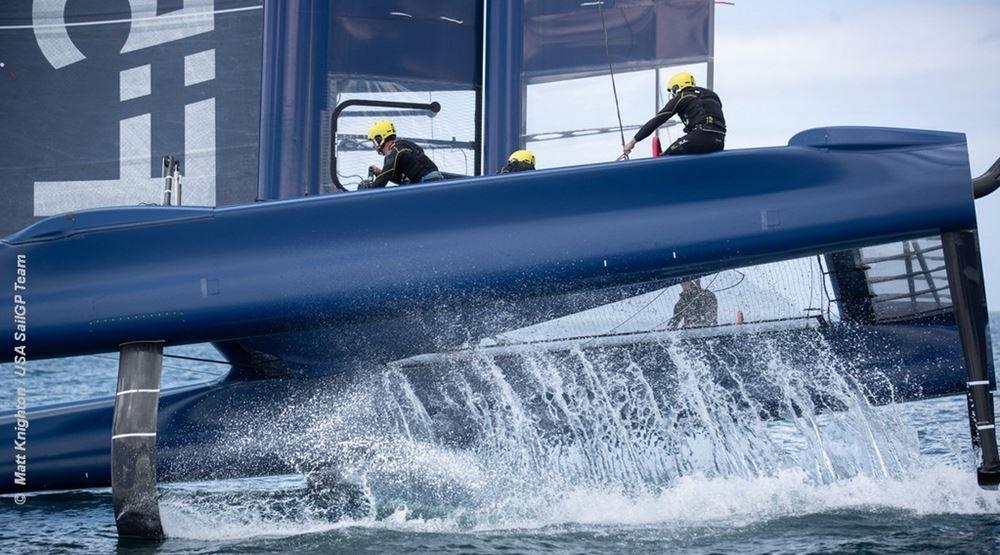 SailGP Team skipper Rome Kirby interview – Part 1