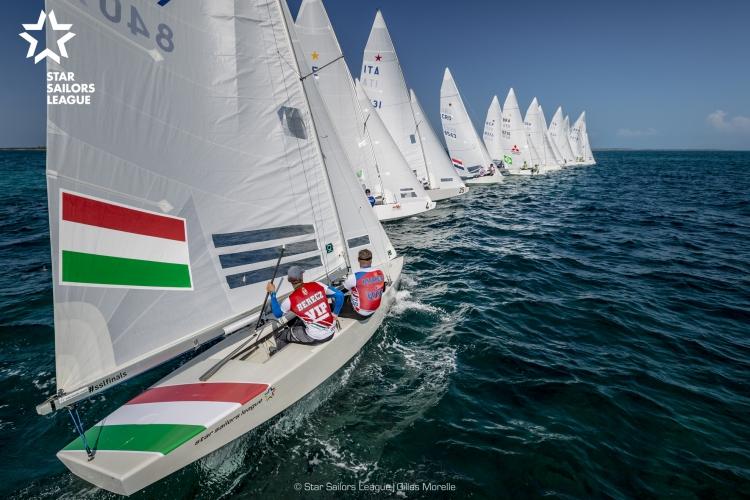 Star Sailors League Day 1