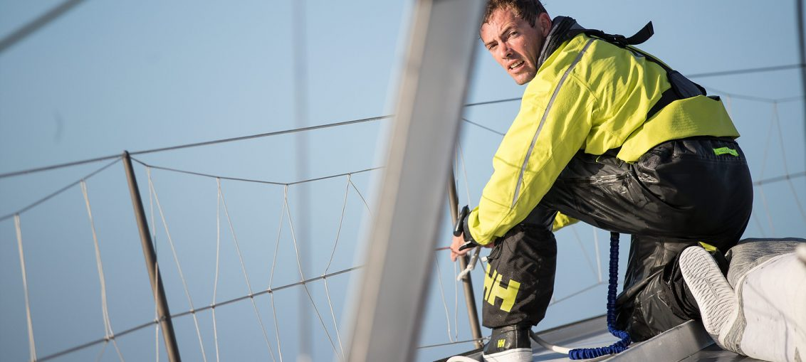 Thomas Ruyant building new boat for Vendée Globe & The Ocean Race