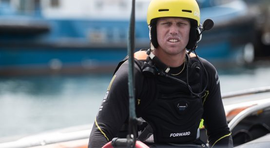 Interview with American sailor Rome Kirby – skipper and CEO of the United States SailGP Team.